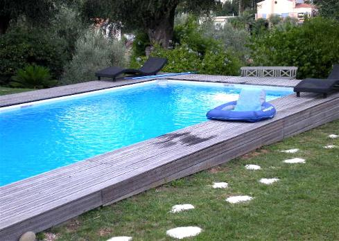 Nos plus belles int grations azur cs diffusion le for Piscine diffusion